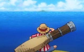 剧场版《海贼王:狂热行动》港版预告