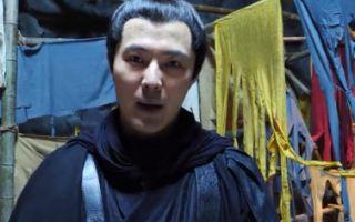 """""""诗仙""""李白竟然还会耍剑?"""