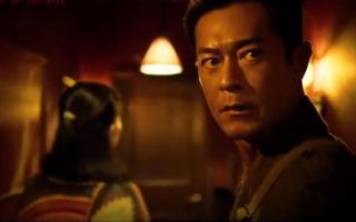 犯罪警匪电影《犯罪现场》发布定档预告,10月12日上映