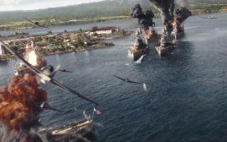 二战题材电影《决战中途岛》发布最新预告