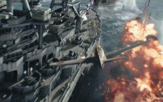 《决战中途岛》预告 大导艾默里奇再现二战美日海空大战