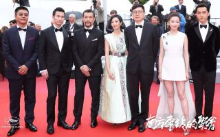 《南方车站的聚会》北京首映礼映后会全程 1080P