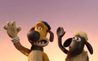 """《小羊肖恩2》""""天外来客""""版预告,12.28与肖恩一起奇趣贺岁"""