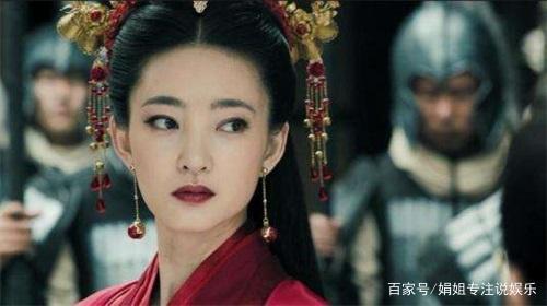 《封神演义》王丽坤演技炸裂瞬间,眼神太让人赞叹了!