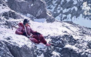 又一个硬汉!《攀登者》张译零下20°赤脚登人梯