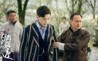 《海棠经雨胭脂透》诠释忠义情 智慧管家谭天铭上线