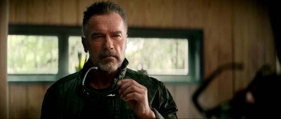 《终结者:黑暗命运》铁血硬汉演绎男人品格