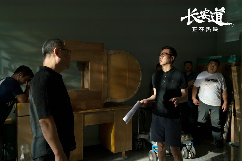 """《长安道》发布导演特辑 李骏""""自我榨干""""讲述心中之道"""