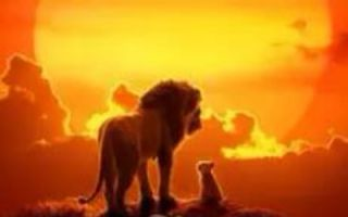 《狮子王/The Lion King》中国定档预告片