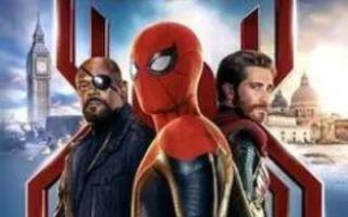 《蜘蛛侠:英雄远征》预告恶搞