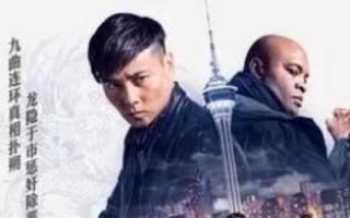 《九龙不败》先导预告片!
