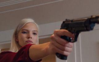 动作片《安娜》枪枪毙命,招招犀利,动作干净利索