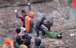 红旗渠电影《归来仍是少年》完整花絮,拍摄的辛酸!