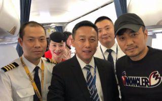 《中国机长》独家幕后记录 张涵予演绎硬汉机长