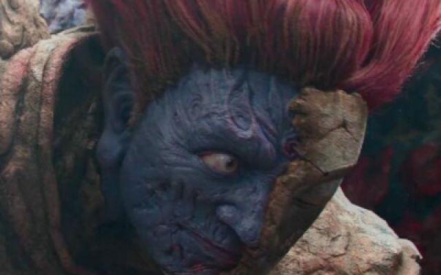 《刺杀小说家》终极预告,15米高CG角色赤发鬼震撼众生