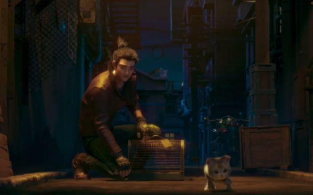 《新神榜:哪吒重生》斯斯与帆插曲《如此大世界》MV