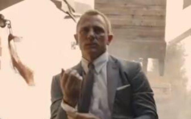 """《007:无暇赴死》发布""""史诗终局""""预告"""
