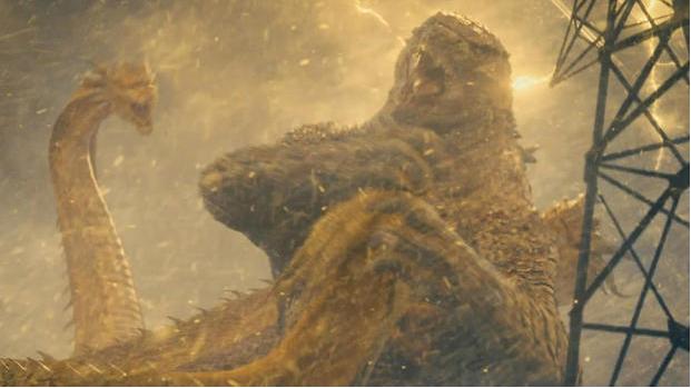 《哥斯拉2:怪兽之王》登顶全球周末票房榜