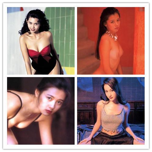 盘点香港二十大三级艳星及代表作品