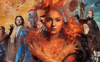20年经典超英传奇《X战警:黑凤凰》全国热映中