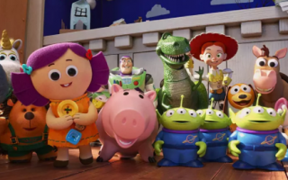 《玩具总动员4》今日首映