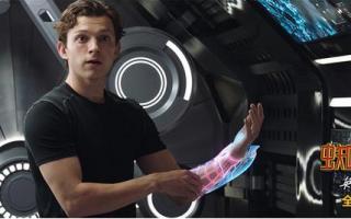 《蜘蛛侠:英雄远征》票房突破12亿 暑期档必看