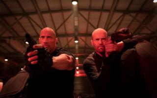 《速度与激情:特别行动》赢北美周末票房冠军,8月23号内地上映