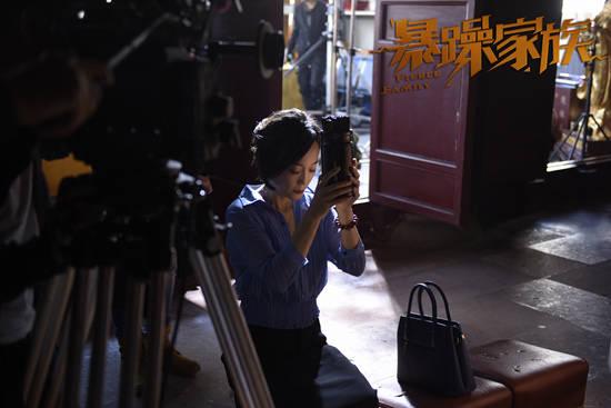 王美茜挑战新角色黑老大之妻