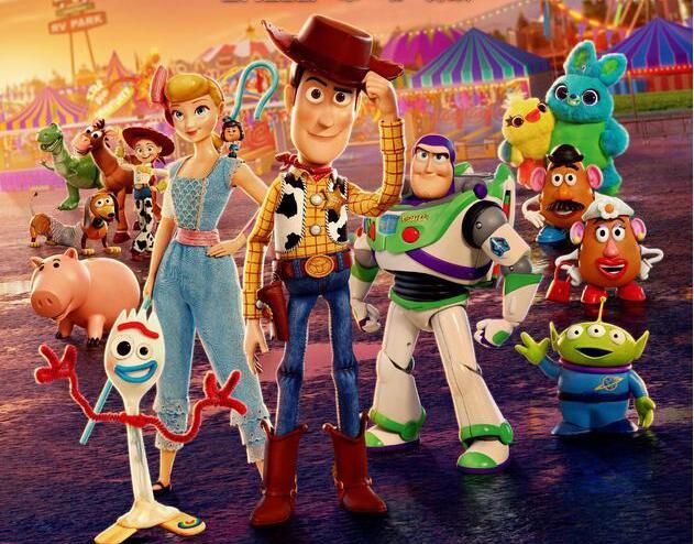 《玩具总动员4》全球累计票房破10亿美元
