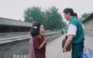 冯绍峰遇大妈追问赵丽颖:她和孩子在家都很好