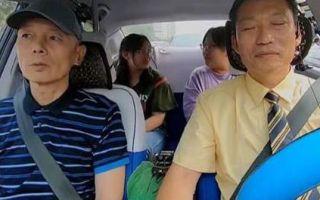 葛优体验出租车司机生活,问乘客:认识我吗?被暴击