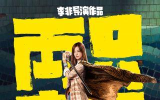 """《两只老虎》发布角色海报 赵薇显""""女侠""""风范 闫妮演绎诗意""""村姑"""""""