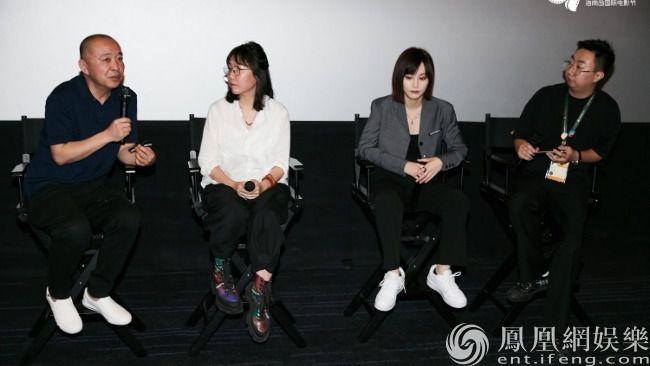 电影《落地生》海南电影节温暖展映 主创亮相解读创作初衷