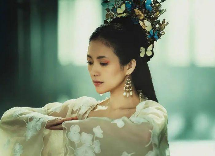 叶璇暗讽《上阳赋》剧情低幼玛丽苏,却被嘲不红是有道理的