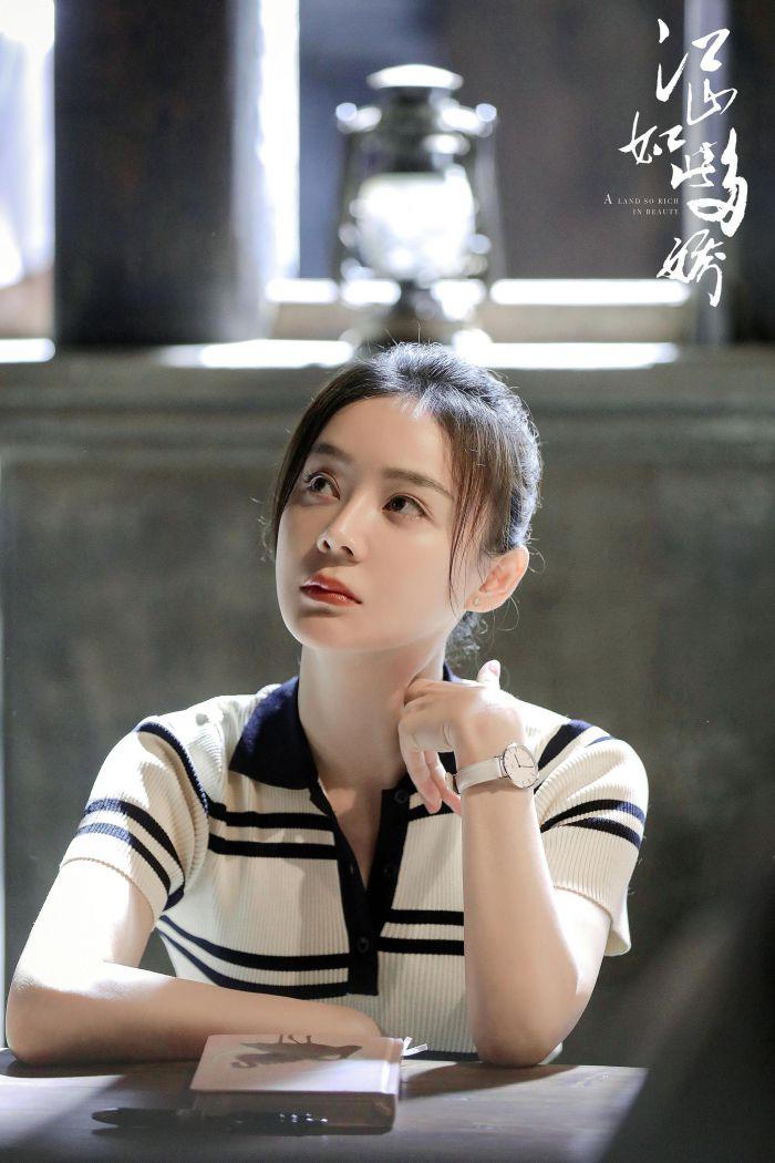 《江山如此多娇》收视飘红 袁姗姗细腻演技获好评