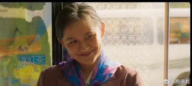 热依扎告别《山海情》:感谢大家对水花的喜爱