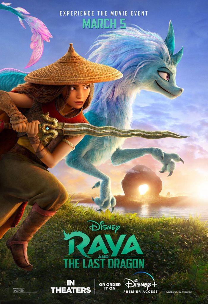 《寻龙传说》发布全新预告,3月5日北美上映