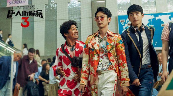 《唐人街探案3》刷新华语电影预售票房纪录
