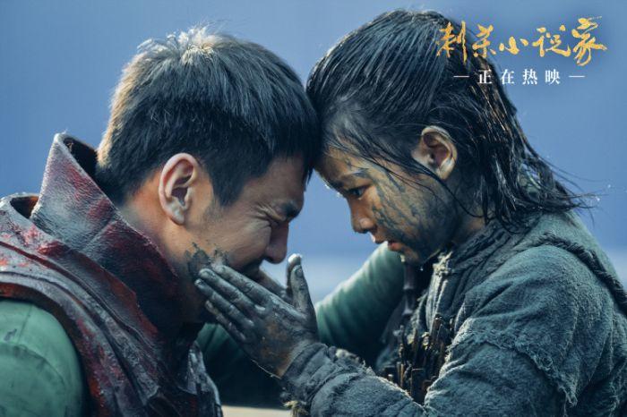 《刺杀小说家》曝父女情特辑 雷佳音王圣迪表演看哭观众