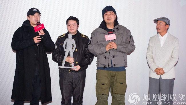 电影《唐人街探案3》映后畅聊会 陈思诚王宝强感谢观众一路同行