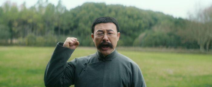 管虎监制《革命者》预告发布,李易峰饰演毛泽东