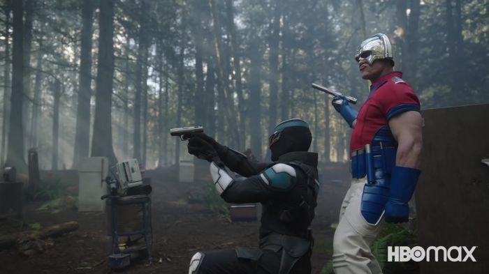 《X特遣队:全员集结》的衍生剧集《和平使者》首曝正式预告