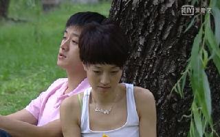 陆涛夏琳玩地下情 深情接吻