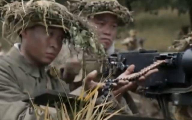 中国人民志愿军战歌《跨过鸭绿江》片头曲