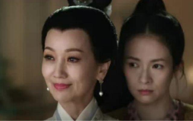 上阳赋:皇后想要教训阿妩,母亲霸气护女,一句话直接气懵皇后!