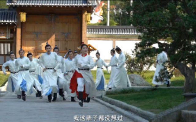 国子监来了个女弟子:赵露思被同窗爆笑狂追,却独宠徐开骋一人!
