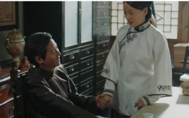 夫妻俩人共进退,韩栋能得如此佳人,真是好福气