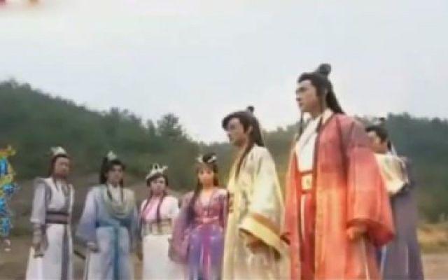 真命天子:朱元璋和陈友谅联合对付怪物,双龙合璧场面壮观,震撼!