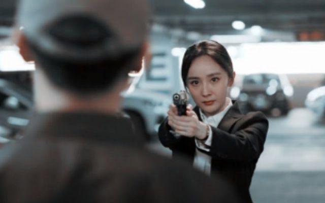 """暴风眼:杨幂怀疑张彬彬是""""沉睡者"""",举枪瞄准恋人心如刀绞"""