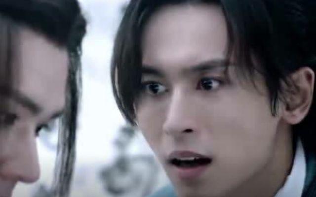张哲瀚龚俊主演的《山河令》预告来啦,两个人的眼神太有戏了!